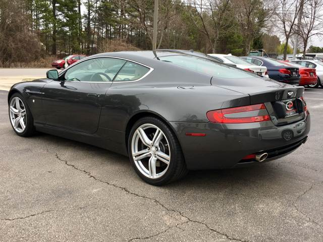 2009 Aston Martin Db9 Raleigh Nc Raleigh North Carolina Coupe