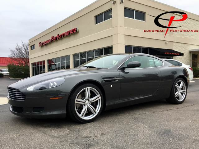 2009 Aston Martin Db9 In Raleigh Nc European Performance
