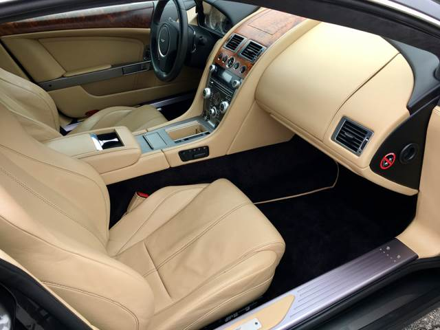 2009 Aston Martin DB9 for sale at European Performance in Raleigh NC