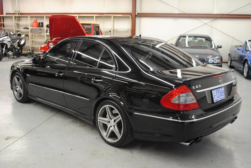 2009 Mercedes-Benz E-Class for sale at European Performance in Raleigh NC