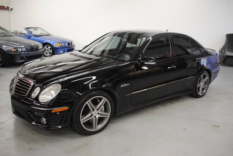 2009 mercedes benz e class e 63 amg in raleigh nc for Mercedes benz 2009 e class