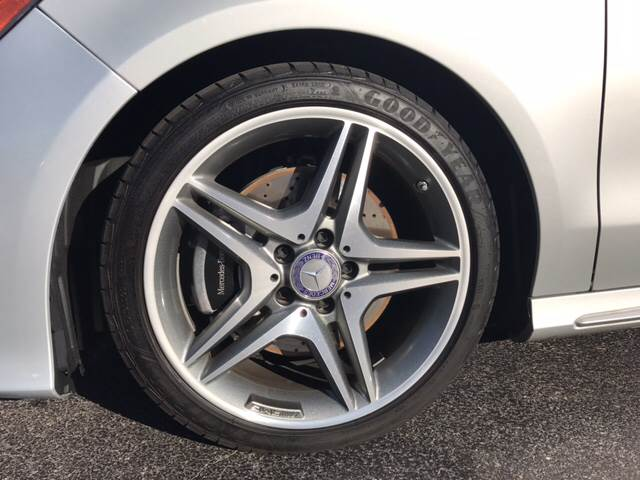 2014 Mercedes-Benz CLA for sale at European Performance in Raleigh NC