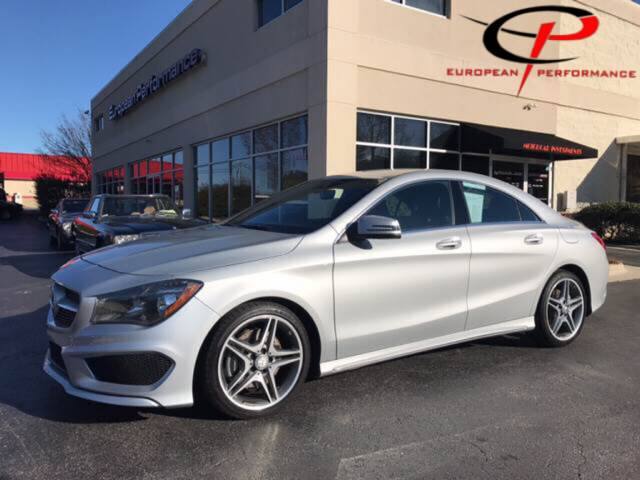 2014 Mercedes Benz CLA For Sale At European Performance In Raleigh NC