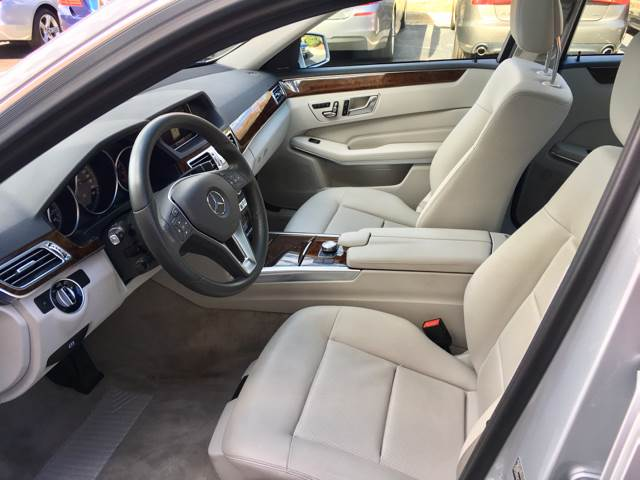 2015 Mercedes-Benz E-Class for sale at European Performance in Raleigh NC