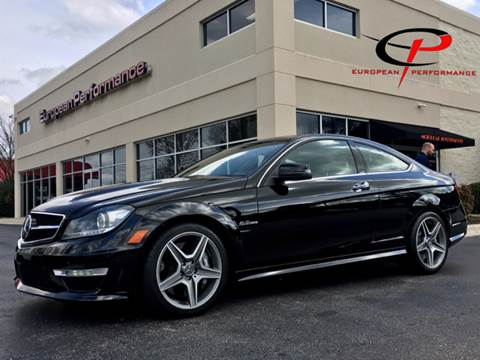 2014 Mercedes-Benz C-Class for sale at European Performance in Raleigh NC
