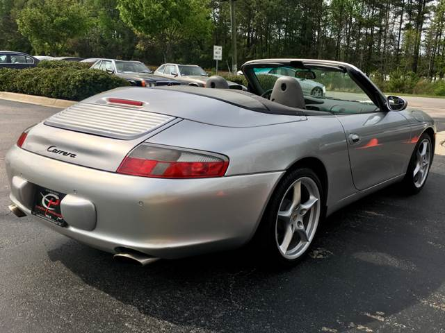 2003 Porsche 911 for sale at European Performance in Raleigh NC