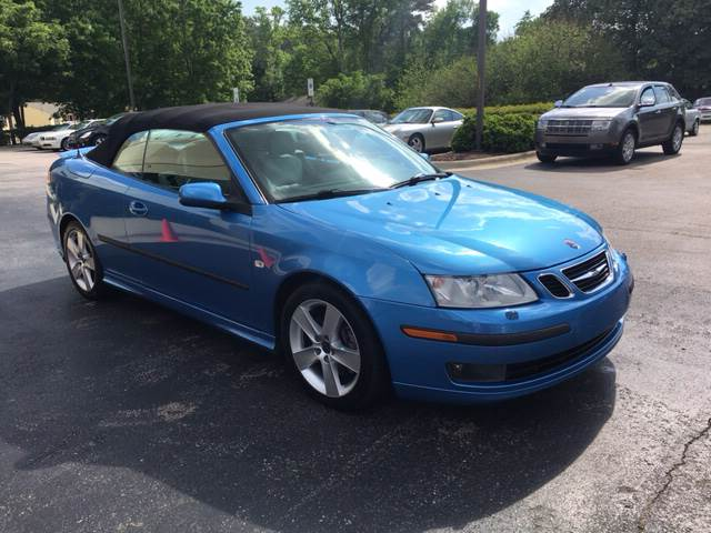 2007 Saab 9-3 for sale at European Performance in Raleigh NC
