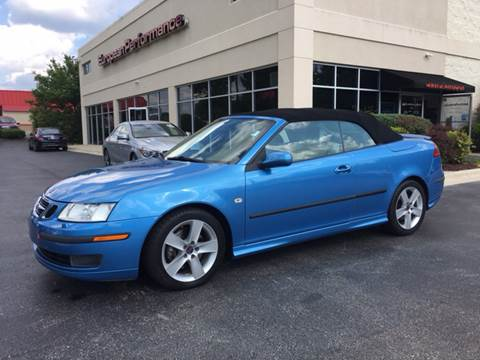 2007 Saab 9-3 for sale in Raleigh, NC