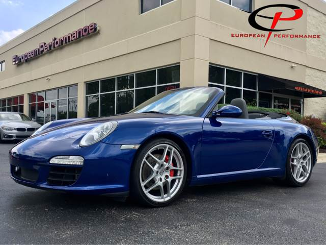 2009 Porsche 911 for sale at European Performance in Raleigh NC