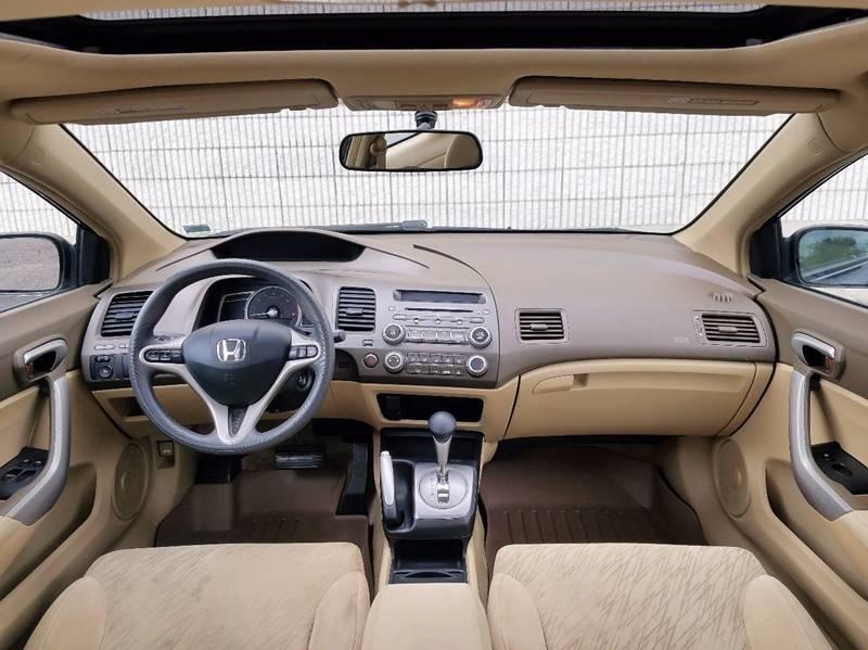 2006 Honda Civic EX 2dr Coupe w/Automatic - Buffalo NY
