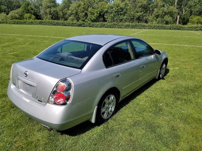 2006 Nissan Altima 2.5 S 4dr Sedan w/Automatic - Buffalo NY