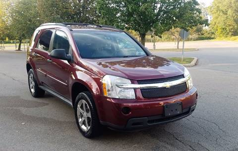 2007 Chevrolet Equinox for sale in Buffalo, NY