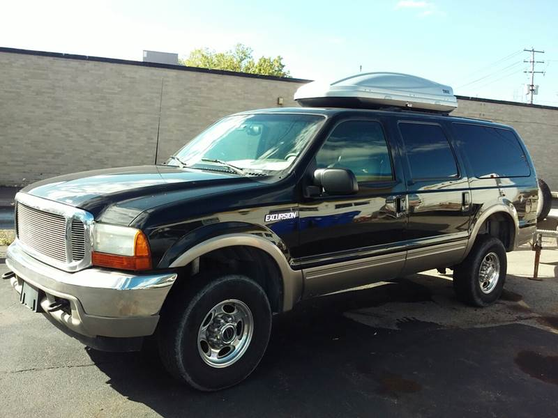 2000 Ford Excursion 4dr Limited 4WD SUV - Buffalo NY
