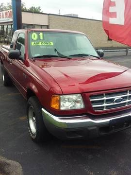 2001 Ford Ranger for sale in Buffalo, NY