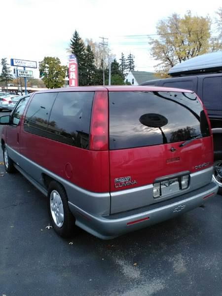 1996 Chevrolet Lumina Minivan 3dr Mini-Van - Seneca NY
