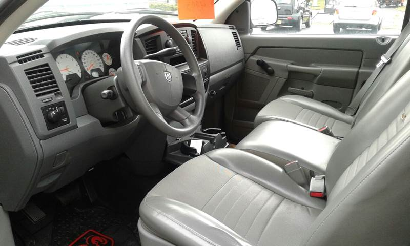 2006 Dodge Ram Pickup 1500 ST 2dr Regular Cab LB - Buffalo NY