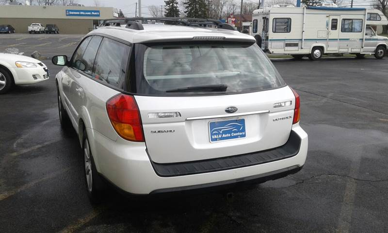 2007 Subaru Outback AWD 2.5i Limited 4dr Wagon - Buffalo NY