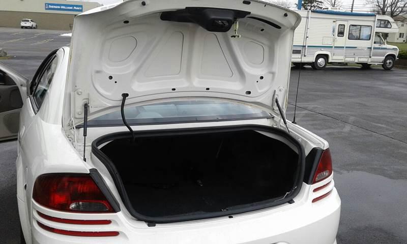 2005 Dodge Stratus SXT 4dr Sedan - Buffalo NY