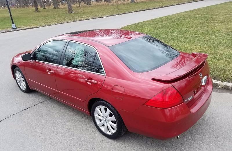 2007 Honda Accord EX-L V-6 4dr Sedan (3L V6 5A) - Buffalo NY