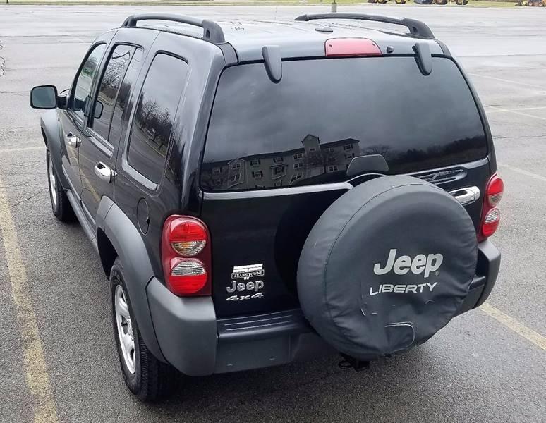 2006 Jeep Liberty Sport 4dr SUV 4WD - Buffalo NY