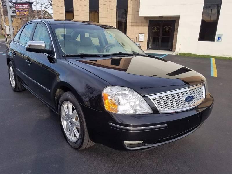 2005 Ford Five Hundred AWD Limited 4dr Sedan - Buffalo NY
