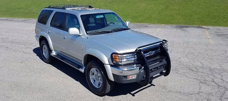2001 Toyota 4Runner SR5 4WD 4dr SUV - Buffalo NY