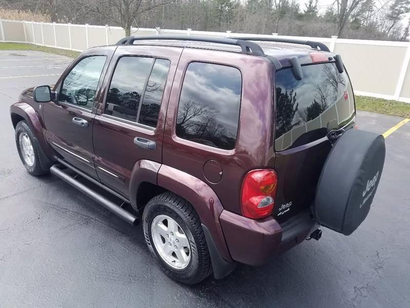 2004 Jeep Liberty Limited 4WD 4dr SUV - Buffalo NY