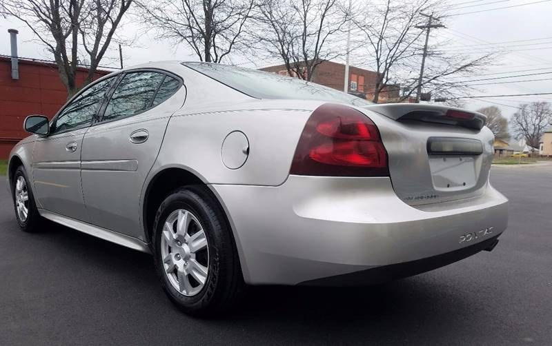 2007 Pontiac Grand Prix 4dr Sedan - Buffalo NY