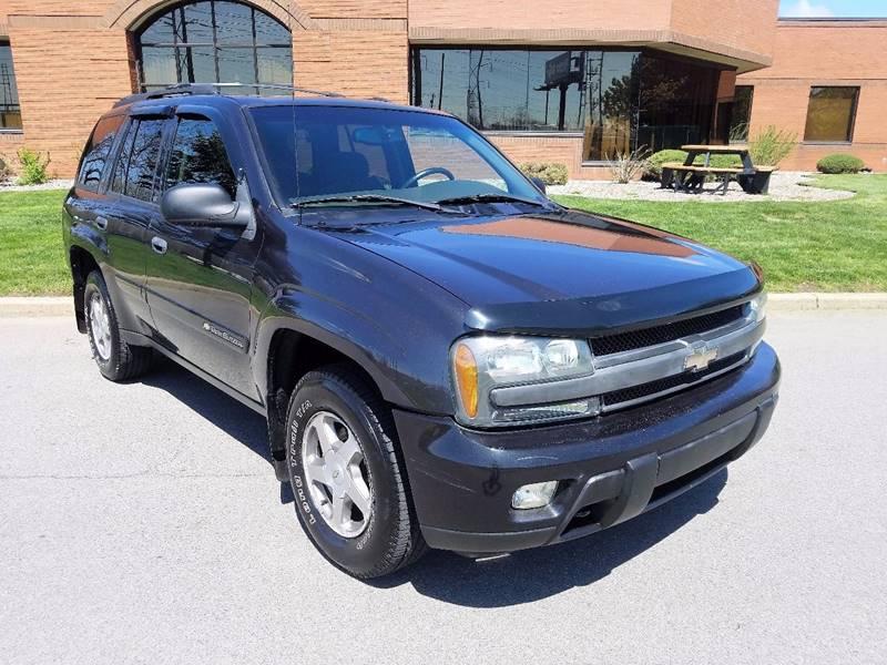 2003 Chevrolet TrailBlazer LS 4WD 4dr SUV - Buffalo NY