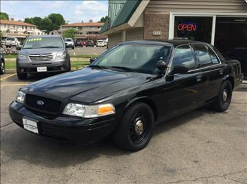 2008 Ford Crown Victoria for sale in Cross Plains, WI
