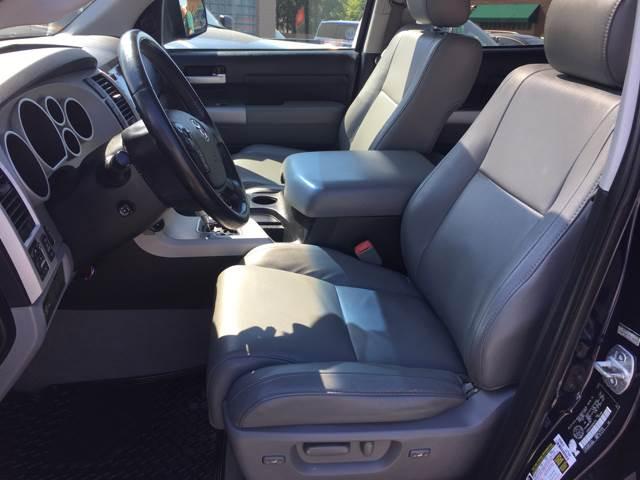 2008 Toyota Tundra 4x4 Limited 4dr CrewMax SB (5.7L V8) - Eastpointe MI