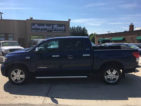 2008 Toyota Tundra for sale in Eastpointe, MI