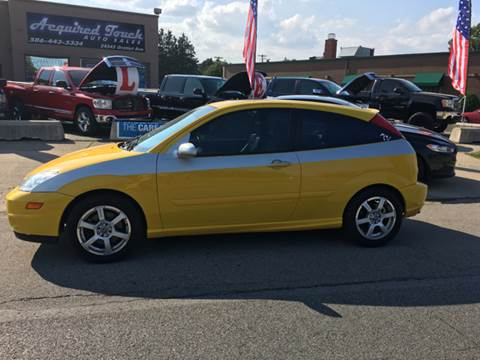 2003 Ford Focus SVT for sale in Eastpointe, MI