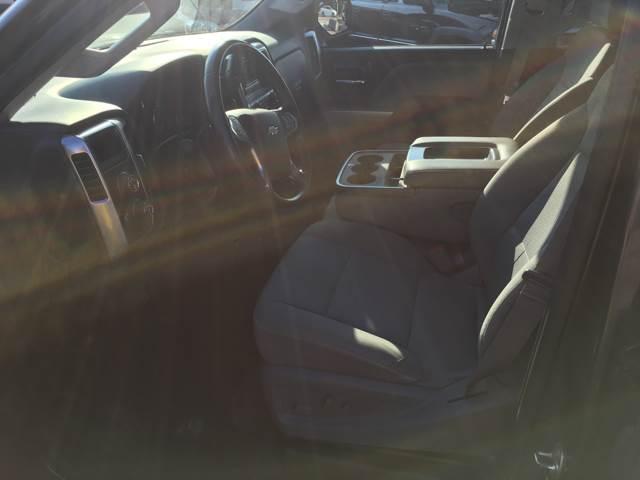 2015 Chevrolet Silverado 2500HD 4x4 LT 4dr Double Cab SB - Eastpointe MI