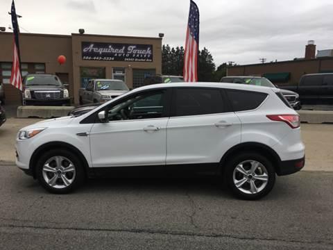 2013 Ford Escape for sale in Eastpointe, MI