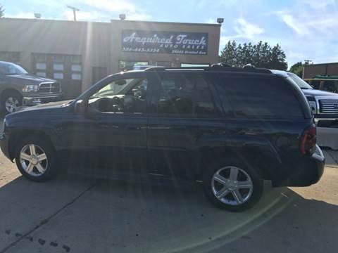2008 Chevrolet TrailBlazer for sale in Eastpointe, MI