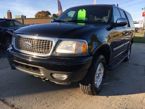 2001 Ford Expedition for sale in Eastpointe, MI