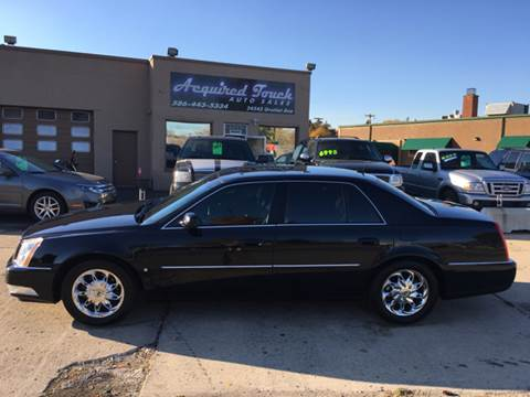 2006 Cadillac DTS for sale in Eastpointe, MI