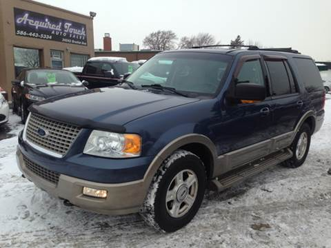 2004 Ford Expedition for sale in Eastpointe, MI