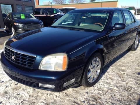 2003 Cadillac DeVille for sale in Eastpointe, MI