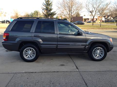 2004 Jeep Grand Cherokee for sale in Eastpointe, MI