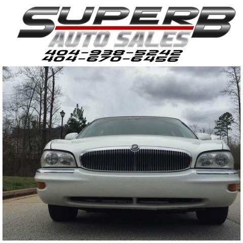 1999 Buick Park Avenue for sale in Conyers, GA