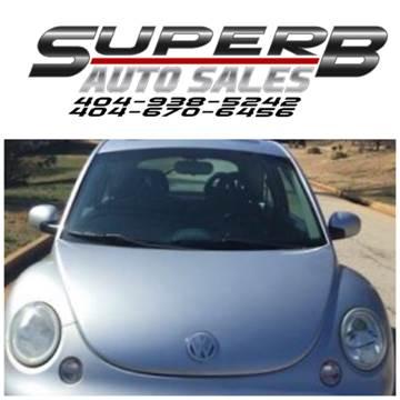 2002 Volkswagen New Beetle for sale in Conyers, GA