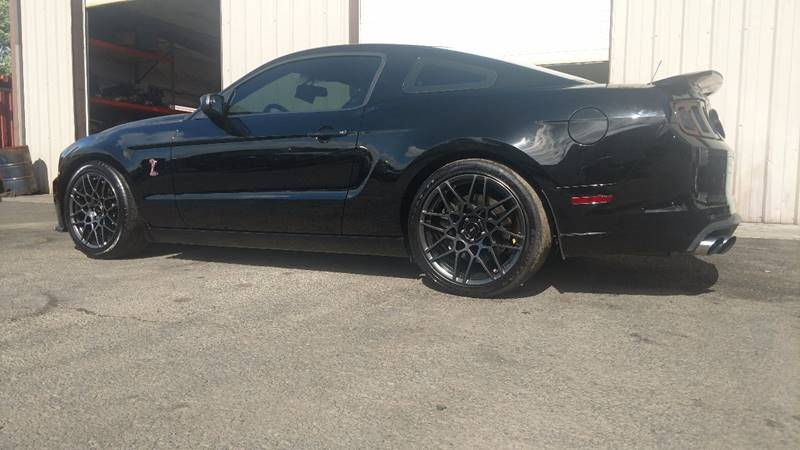 2013 Ford Shelby GT500 2dr Coupe - Ridgefield WA
