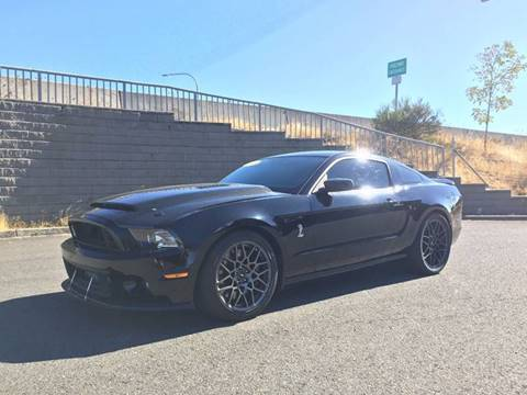 2013 Ford Shelby GT500 for sale in Ridgefield, WA