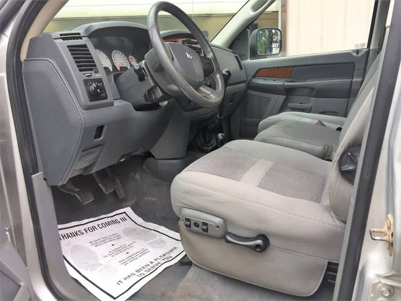 2006 Dodge Ram Pickup 3500 SLT 4dr Quad Cab 4WD LB - Ridgefield WA