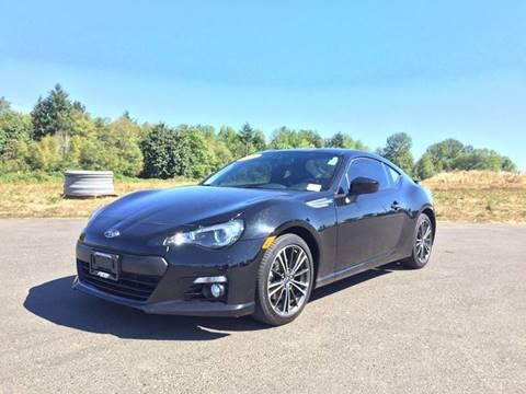 2015 Subaru BRZ for sale in Ridgefield, WA