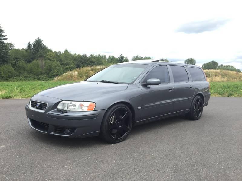 2004 Volvo V70 R Awd 4dr Wagon In Ridgefield Wa Rpm Motors And Sales