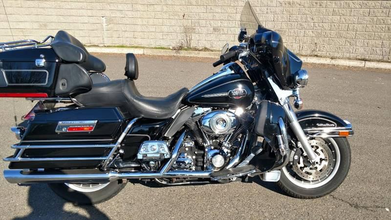 2008 Harley-Davidson Electra Glide Ultra Classic Ultra Classic Touring - Ridgefield WA