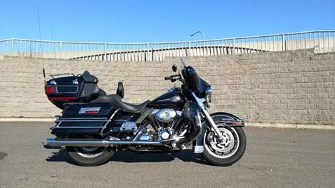 2008 Harley-Davidson Electra Glide Ultra Classic for sale in Ridgefield, WA